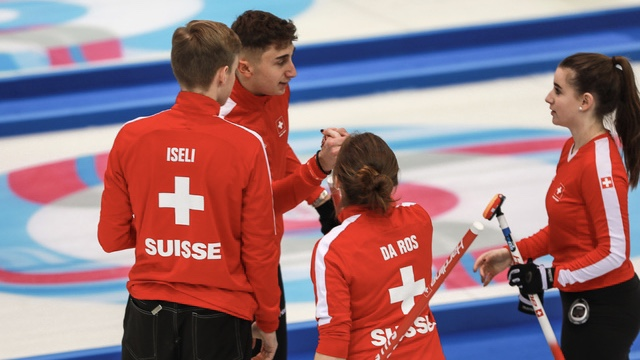 JOJ - La Suisse qualifié pour les quarts de finale !