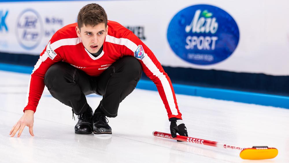 Junioren WM: Die Schweizer Teams müssen kämpfen