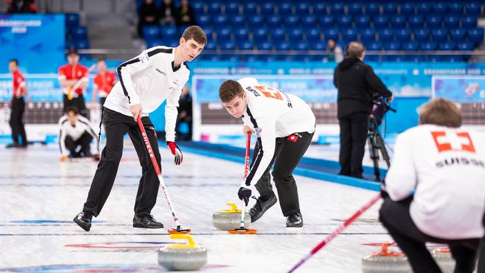 Junioren WM: Kanada eine Nummer zu gross - Silber für die Schweizer Junioren