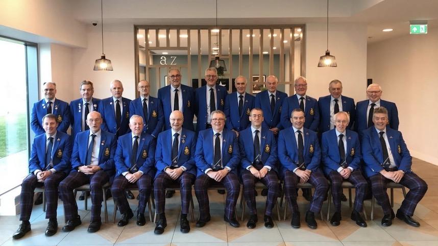 Schotten Tour 2020 - Unsere Gäste sind angekommen