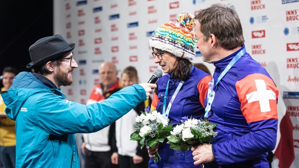 Winter World Masters Games: Bronze für Beck/Beck - Rang 4 für Team Gerber