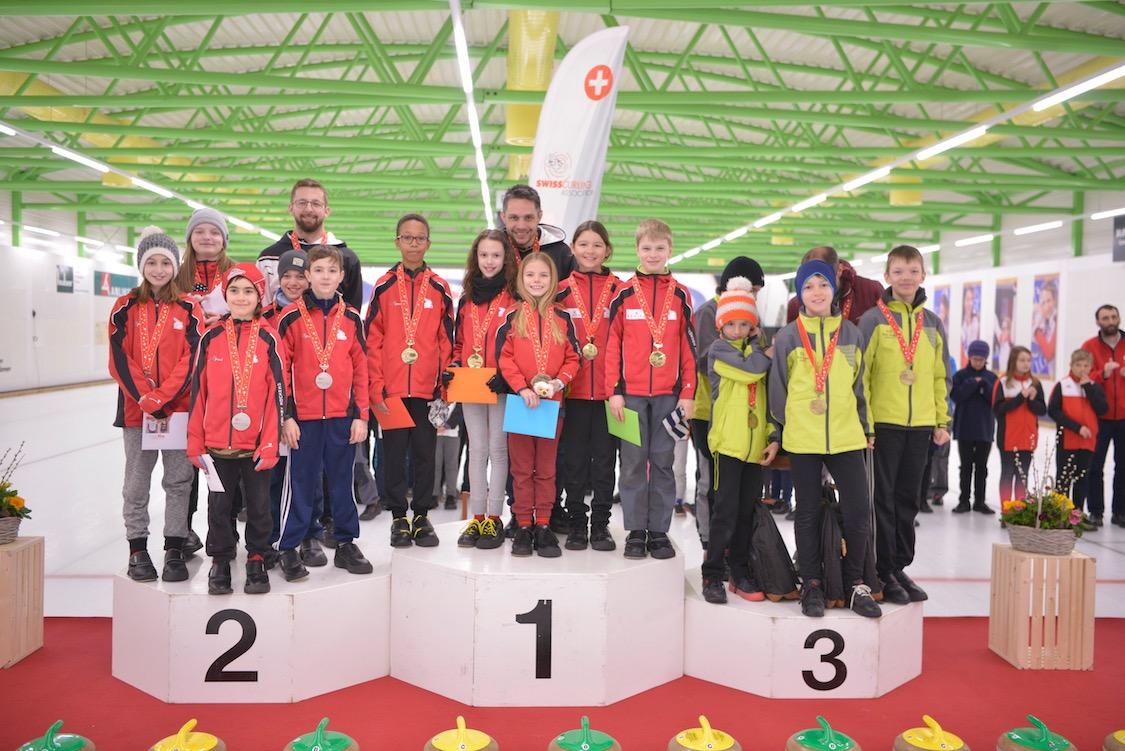 Cherry Rockers Schweizermeisterschaft – Doppelsieg für Aarau