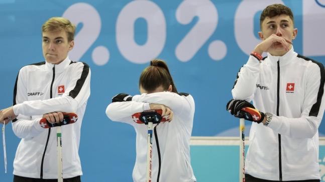JOJ - Eliminé après un match dramatique en quart de finale