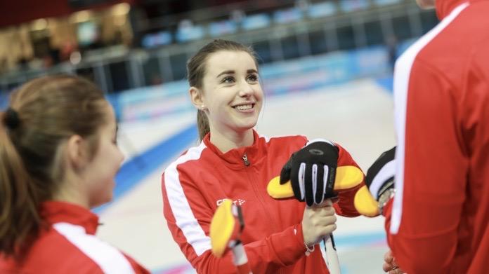 JOJ - La Suisse invaincue rencontrera la Russie en quarts de finale