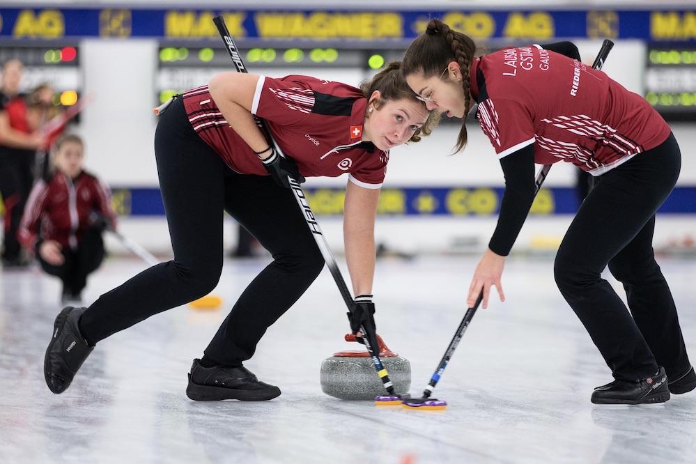 Avant-première des CS juniors et juniors filles 2020 à Adelboden
