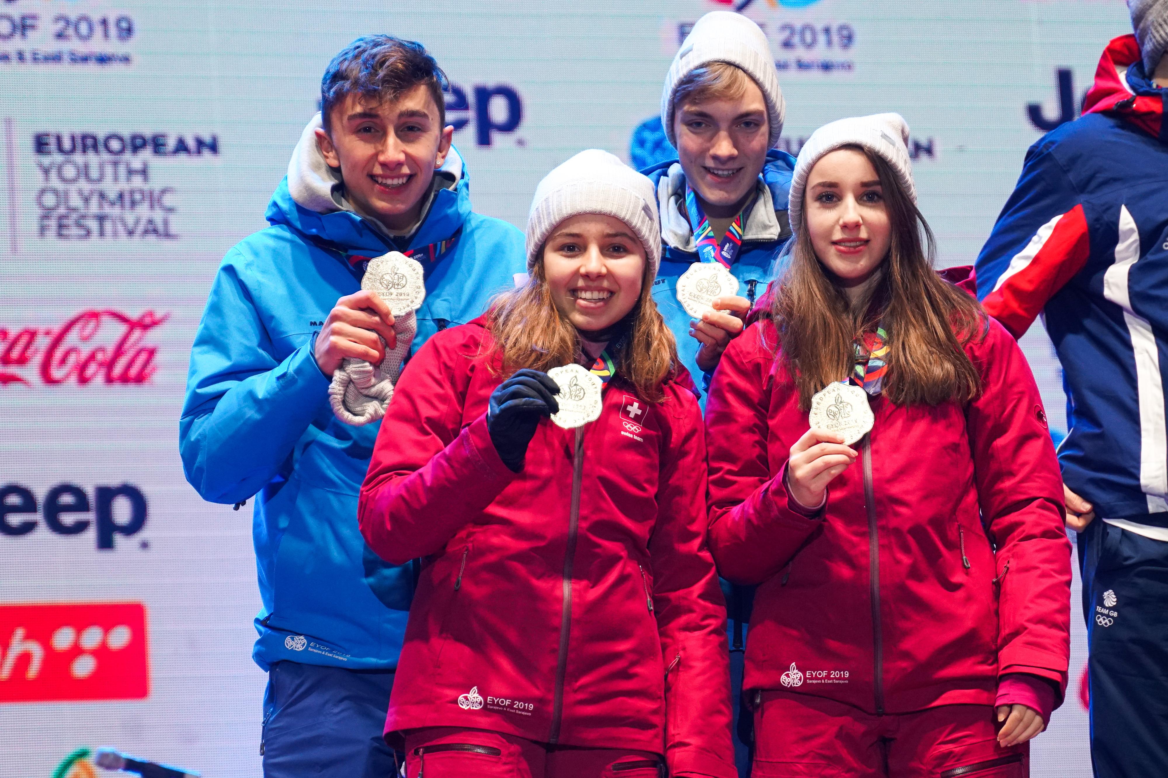 Lausanne 2020 – Unser Curlingteam ist definitiv selektioniert für die Youth Olympic Games