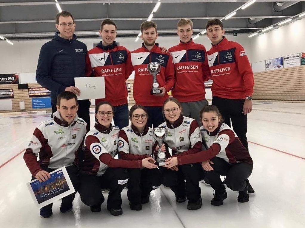 Schweizer Cup Nachwuchs 2020: Solothurn-Biel und Biel-St. Gallen holen sich den Turniersieg!