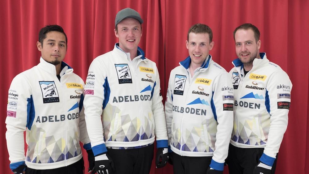 Super League Hommes : Adelboden, Glarus et Lausanne qualifié pour la CS
