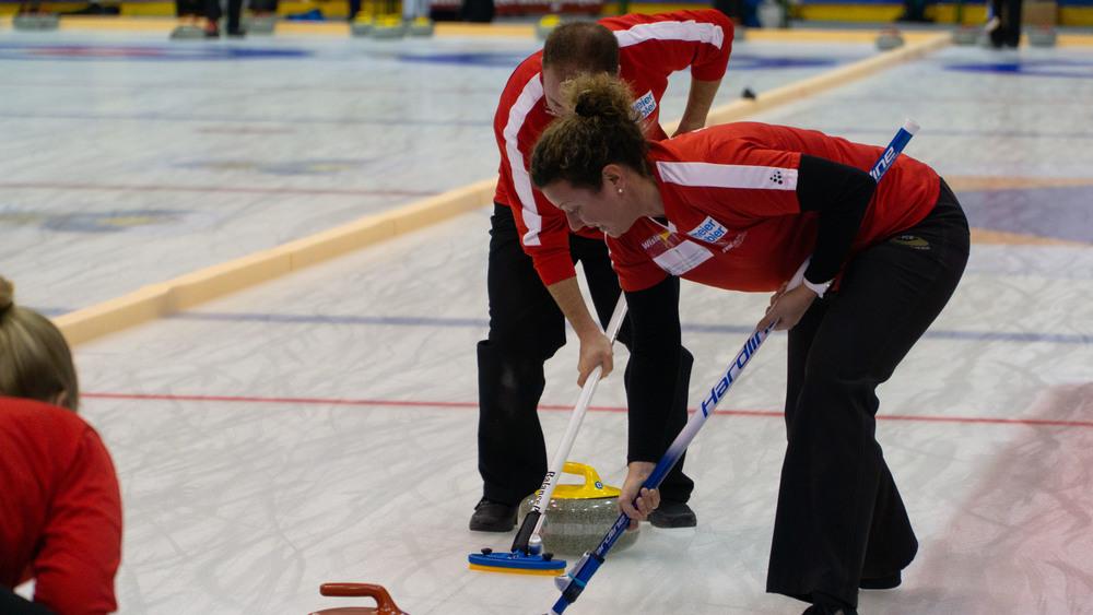 Winter World Masters Games – Halbfinals mit Schweizer Beteiligung