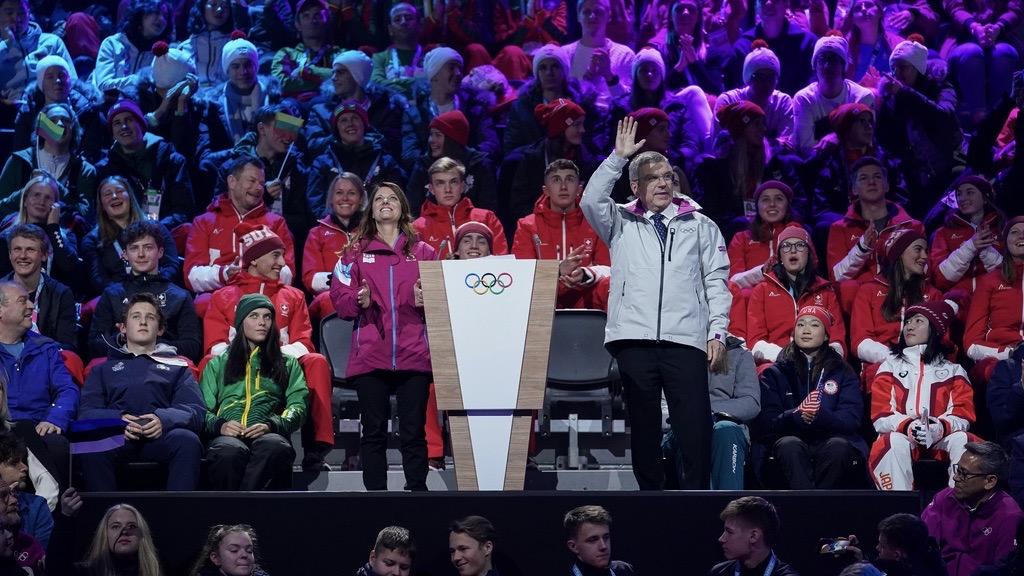 Les Jeux Olympiques de la Jeunesse à Lausanne sont ouverts !