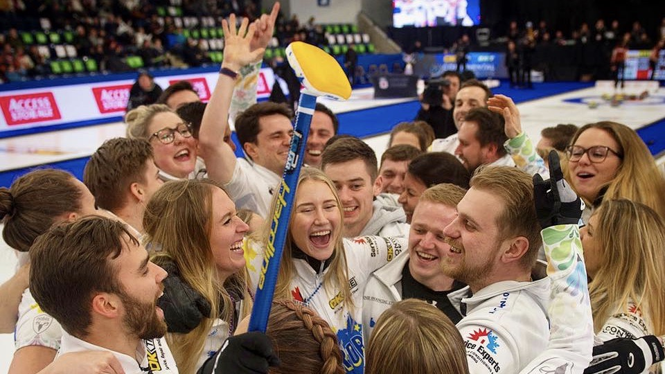 L'Europe gagne la Coupe Continentale 2020 !