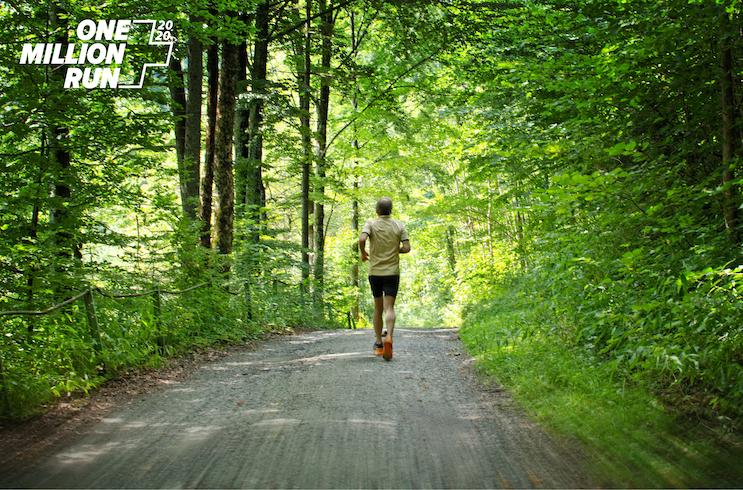 1 Million Kilometer - die Schweiz läuft gemeinsam für den Schweizer Sport!